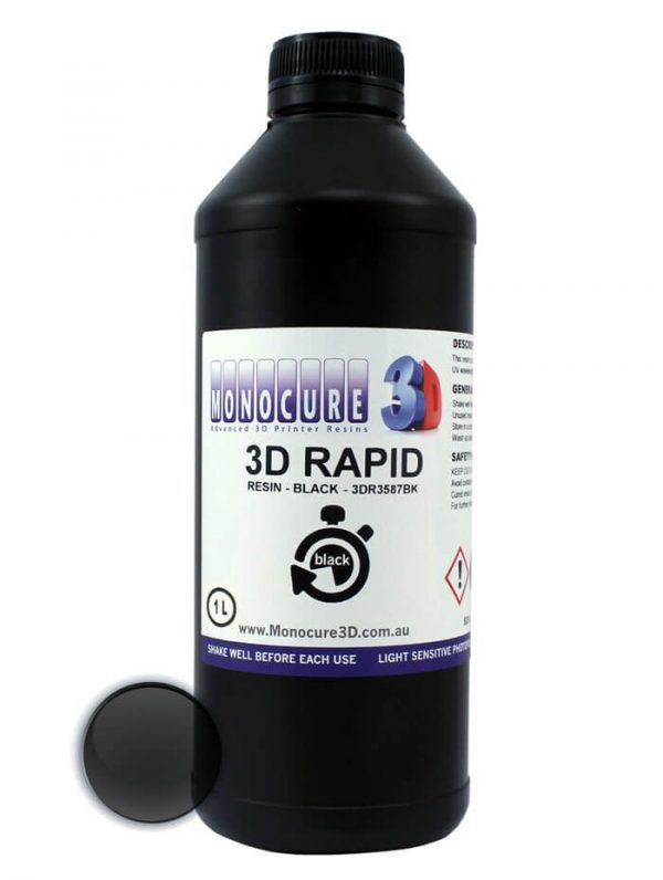 1 Litro resina Rapid Monocure