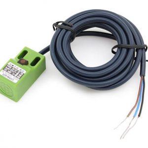 Sensor inductivo de autonivelación