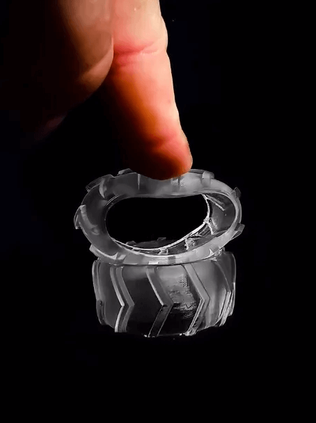 500ml Resina Flexible Estandar Monocure, Impresora 3d Sla