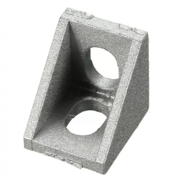 Esquina Perfil Estructural De Aluminio 2020, 20x20, 3d, Cnc